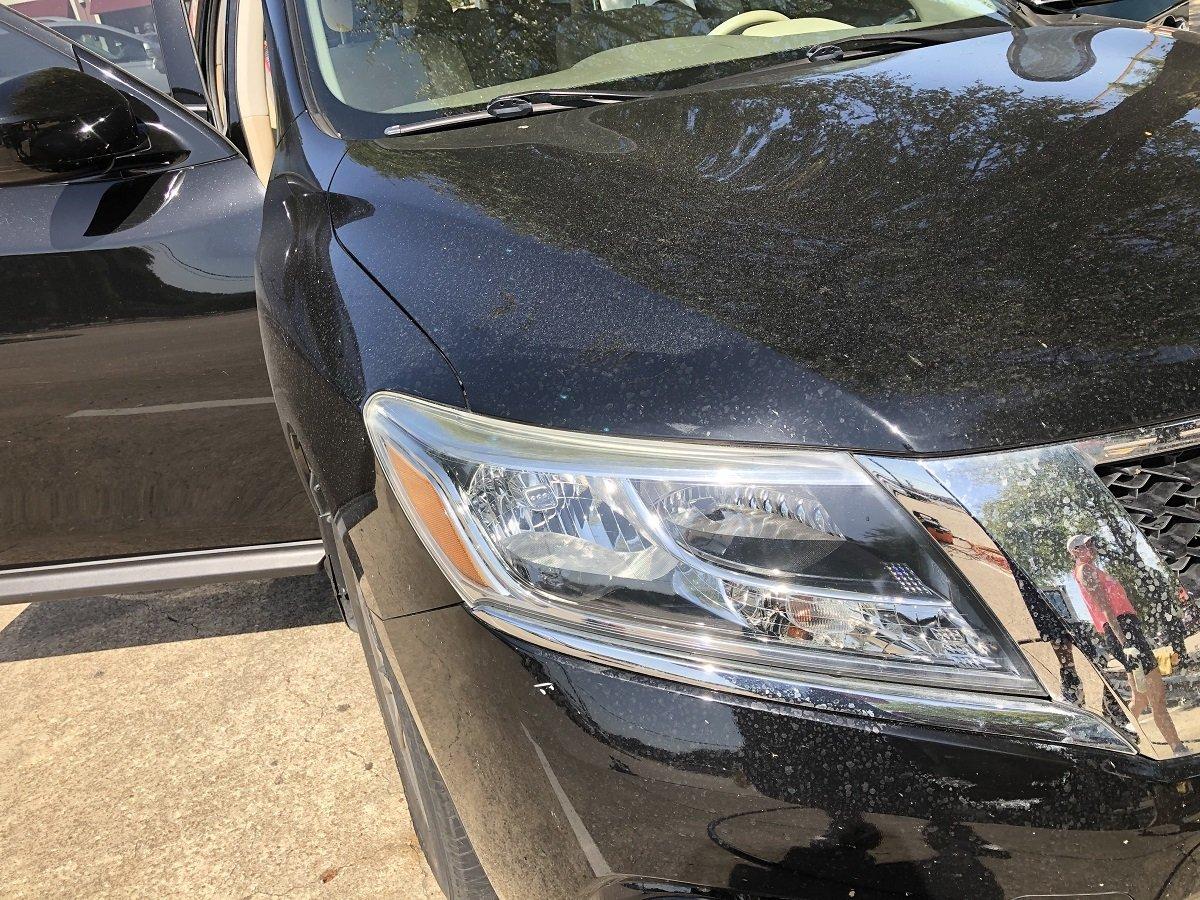 auto headlight restoration